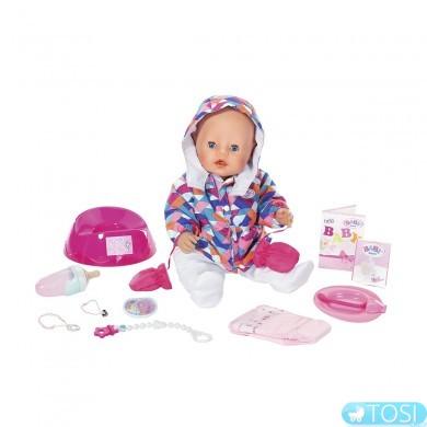 Кукла BABY BORN Зимняя Красавица
