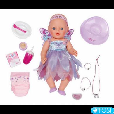 Кукла Wonderland Zapf Baby born 820698