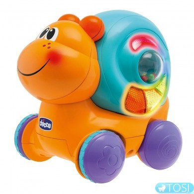 "Игрушка ""Jazz a snail"" Chicco"