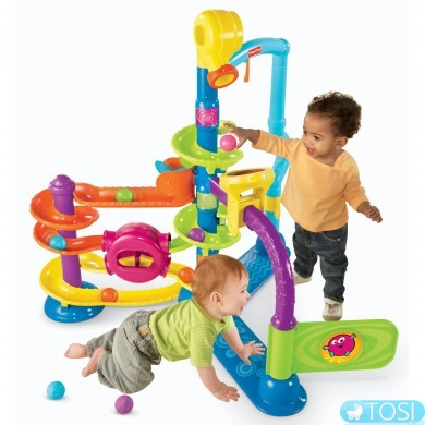 Развивающая игра Fisher Price Cruise and Groove Ballapalooza W9858