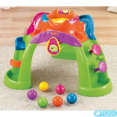 Развивающий столик Fisher Price Вулкан W9859