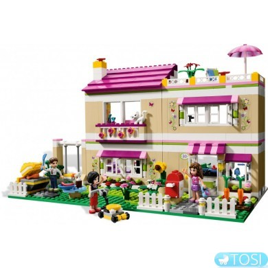 Конструктор LEGO Friends 3315 Дом Оливии