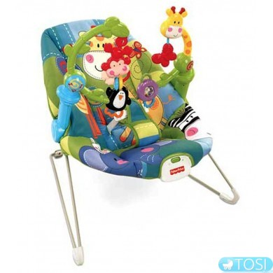 Шезлонг Fisher Price W9451