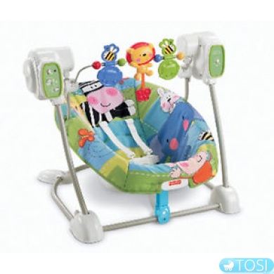 Кресло-качалка Discover'N Grow Fisher Price  W9493