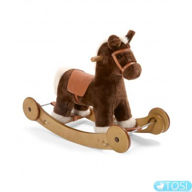 Лошадка-качалка Mamas and Papas Rocking Horse - Rock & Ride Cocoa