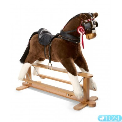 Лошадка-качалка Mamas and Papas Admiral Rocking Horse