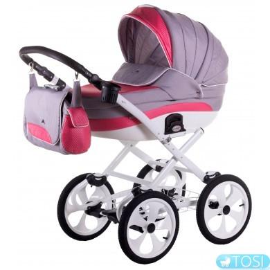 Классическая коляска Adamex Sofia