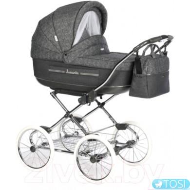Класcическая коляска Roan Marita