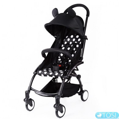 Прогулочная коляска Bambi Yoga M 3548