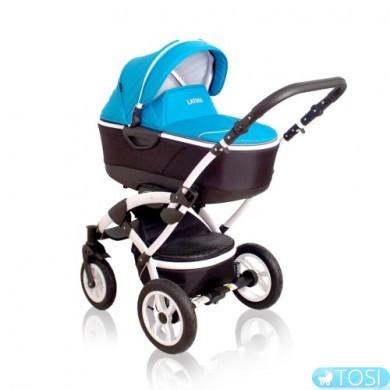Универсальная коляска 2 в 1 Coto Baby Latina