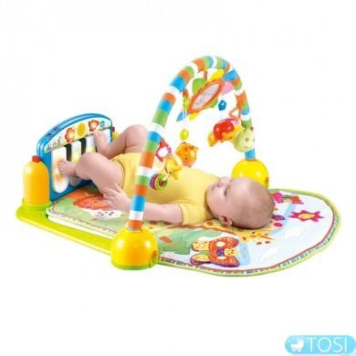 Развивающий коврик Bertoni Piano Gym