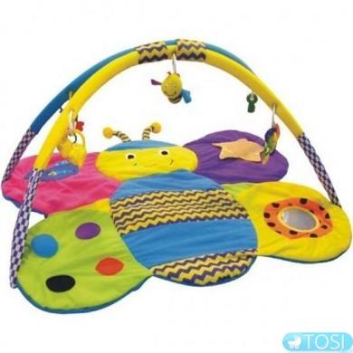 Развивающий детский коврик Alexis TK/3073С Бабочка
