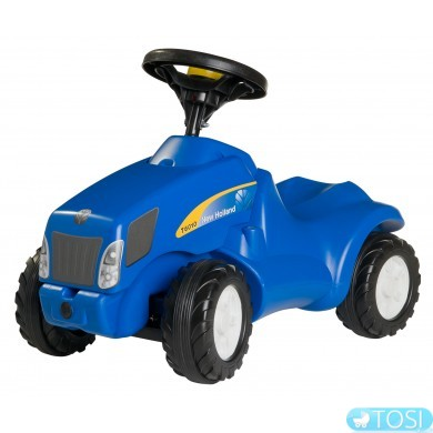 Каталка Rolly Toys Minitrac New Holland T6010 132089