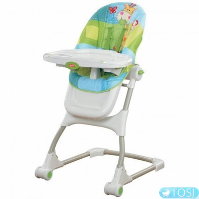 Стульчик Fisher Price Discover 'n Grow