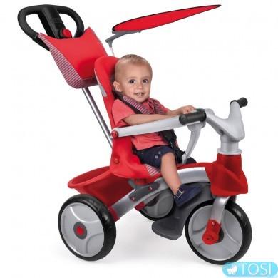 Детский велосипед 4в1 Feber Baby Trike Easy Evolution