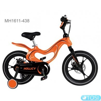 """Двухколесный велосипед Hollicy MH 16"""""""