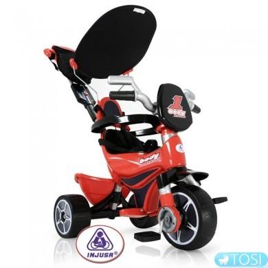 Трехколесный велосипед Body Sport  INJUSA 325