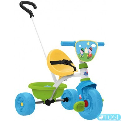 Детский велосипед Smoby Be Move Peppa Pig