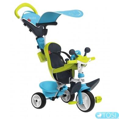 Детский велосипед Smoby Baby Driver Confort 741200
