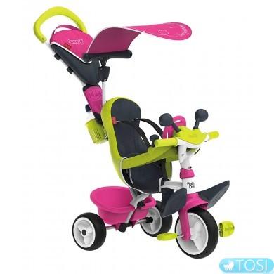 Детский велосипед Smoby Baby Driver Confort 741201