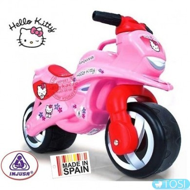 Беговел Motor Hello Kitty Injusa 1954