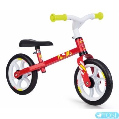 Беговел Smoby First Bike Red 770204
