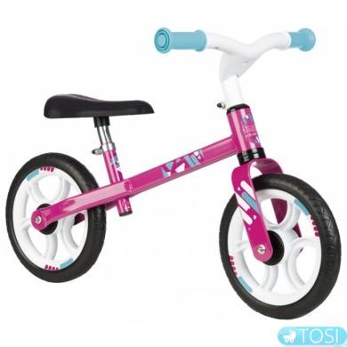 Беговел Smoby First Bike Pink 770205