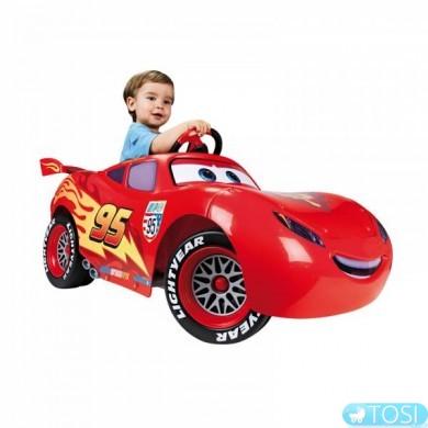 Электромобиль Feber McQueen 6V 07110