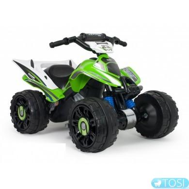 Квадроцикл Injusa Kawasaki ATV 12V