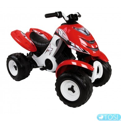 Квадроцикл Smoby 33048 Quad X-Power