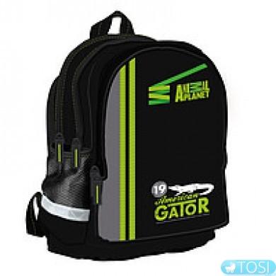 Рюкзак детский Аллигатор Starpak 329107 для мальчика