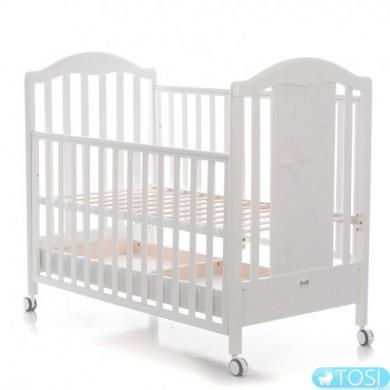 Детская кроватка Feretti Lettino Privilege белая