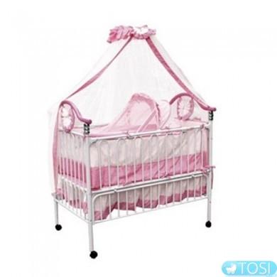 Кроватка Geoby TLY-632R