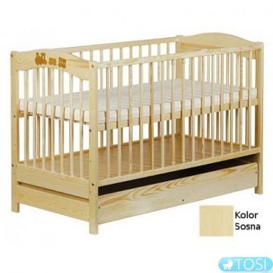 Детская кроватка Klups Radek V