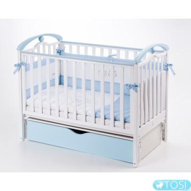 Детская кроватка Верес Соня ЛД5