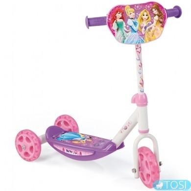 Трехколесный самокат Smoby Disney Princess 450142