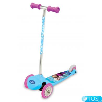 Детский самокат Smoby Frozen 450206
