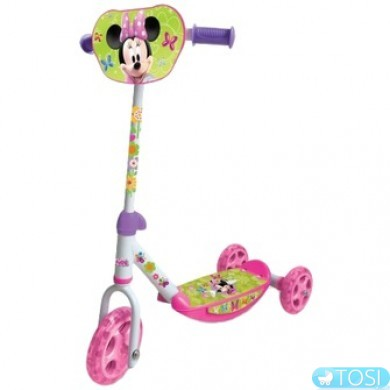 Самокат Smoby Minnie Mouse 450145