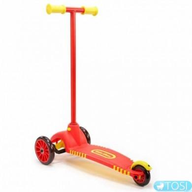 Трехколесный самокат - скутер Little Tikes Lean 640094