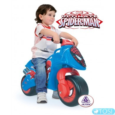 Беговел Motor Spiderman Injusa 19060