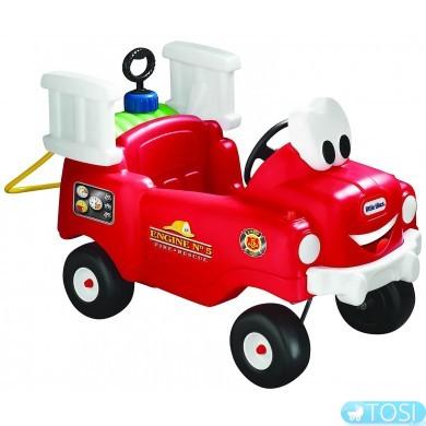 Машинка самоходная Пожарная Little Tikes