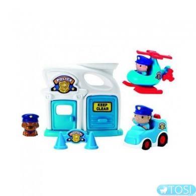 Mega city полицейский участок игровой набор KEENWAY