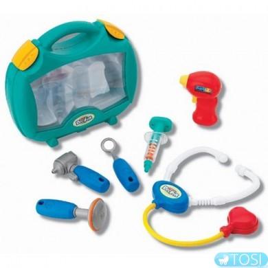 Чемоданчик юного врача игровой набор KEENWAY
