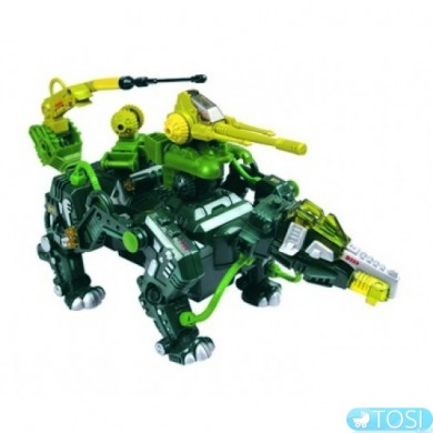 Робот-конструктор Silverlit Крокодил