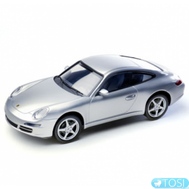Porsche 911 Carrera 1:16 машина на р/у Silverlit