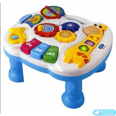 Стол музыкальный игрушка KEENWAY