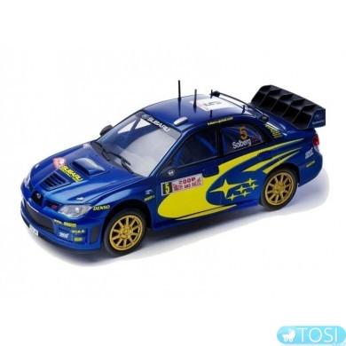 Subaru Impreza WRC 1:16 машина на р/у шт Silverlit