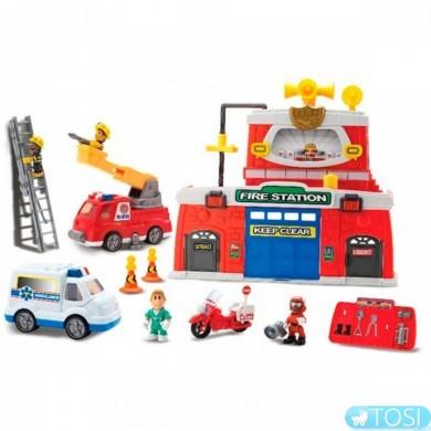 Пожарный участок игровой набор KEENWAY
