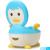 Babyhood Пингвин_blue
