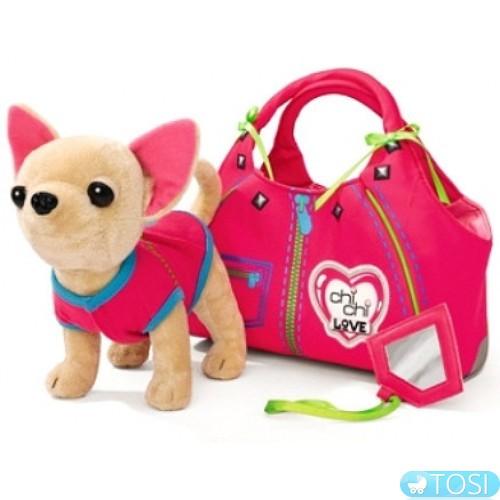 Первая собачка для модной девочки Chi Chi Love  от Simba